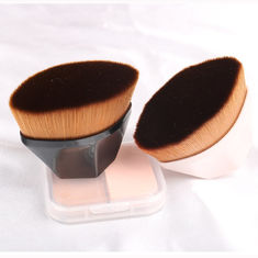 Premium ABS Plastic Makeup Brush Provides Superb Ability To Hold Powder supplier