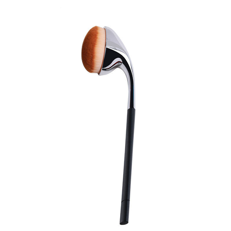 Powder Mineral Flawless Synthetic Makeup Brush Plush Synthetic Bristles
