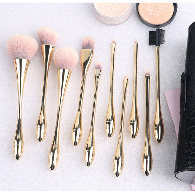 Special Design Cosmetics Powder Foundation Brush Perfectly Shaped Brush Heads