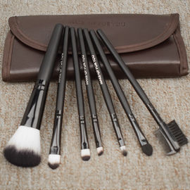 China Natural Goat Hair Makeup Brush Set Incredibly Soft Private Labels Accepted factory